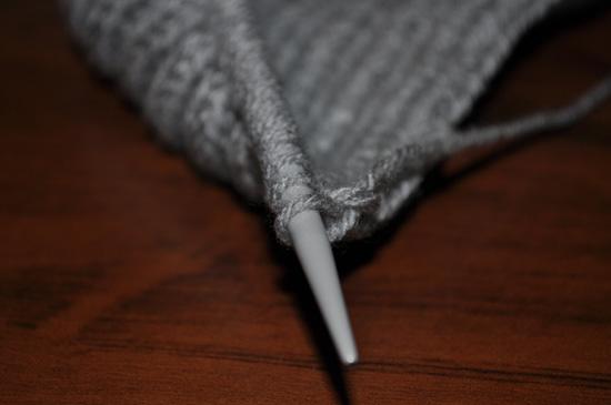Image: Yes I knit