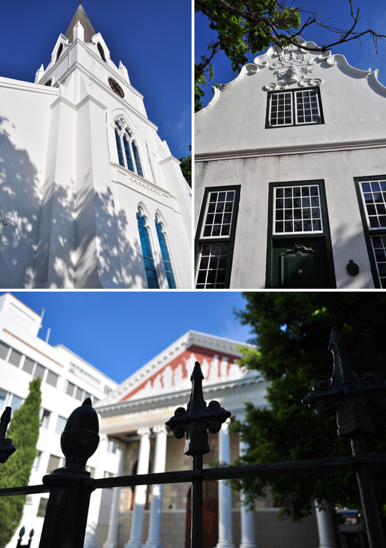 Stellenbosch buildings