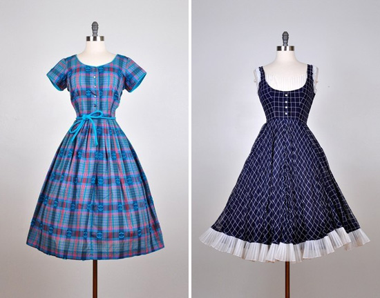 Prance and Swagger vintage dresses