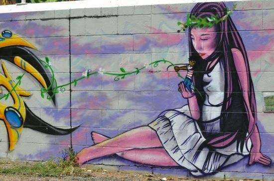 Street Art, Cape Town