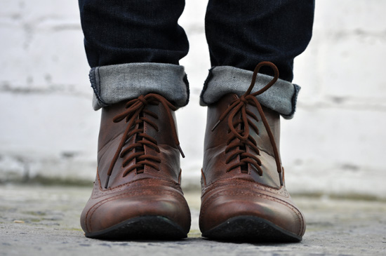 Brown Mr Price Boots