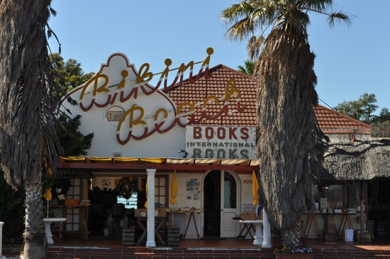 Bikini Beach Books, Gordon's Bay