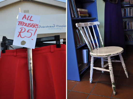 Overstrand Hospice Shop, Hermanus