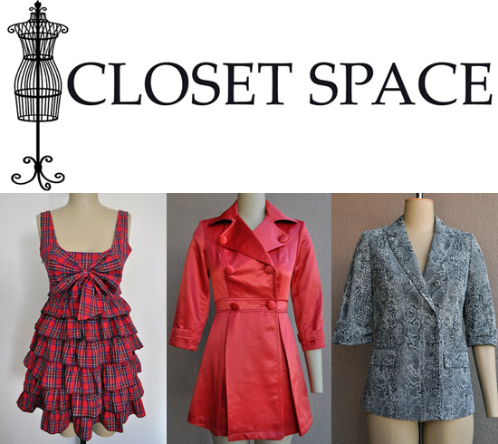 Embracing Style » Closet Space Giveaway