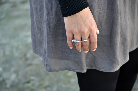 Anthea, Embracing Style, Sass Diva Ring