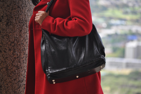 Anthea, Embracing Style, Outfit post, Woolworths Coat