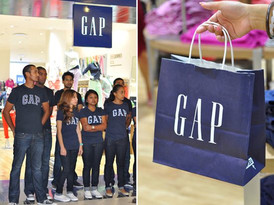 Gap Store Cavendish Square