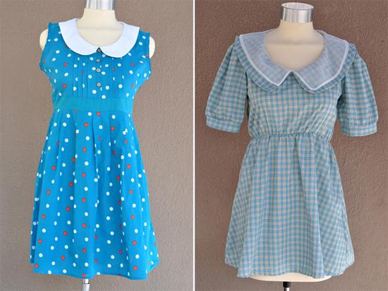 closet space peter pan collar dresses
