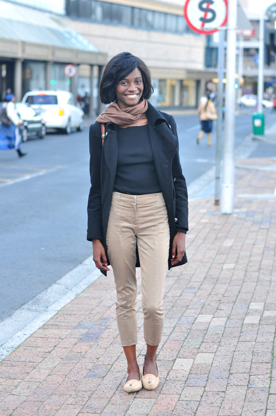 Cape town street style, south africa street style, three quarter pants