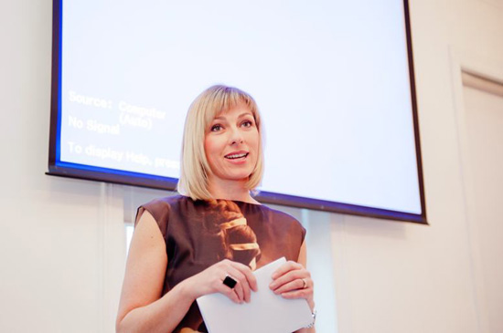 Karen Dempers ,Head Of Marketing at Spree Spreeyourrself event