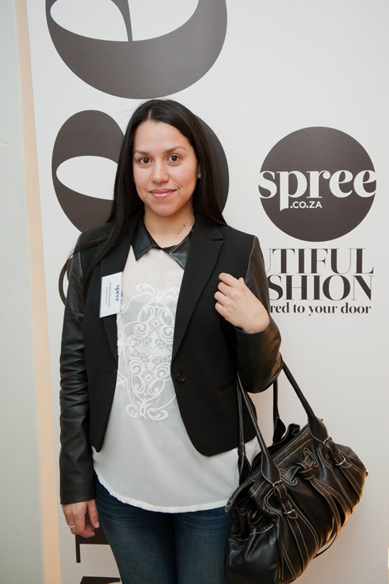Embracing Style at Spree Spreeyourrself event