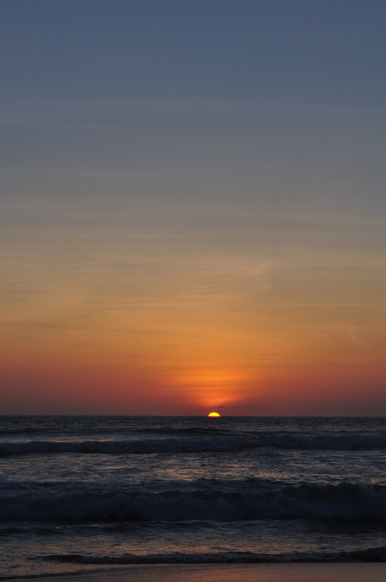 Bali - Seminyak Beach Sunset