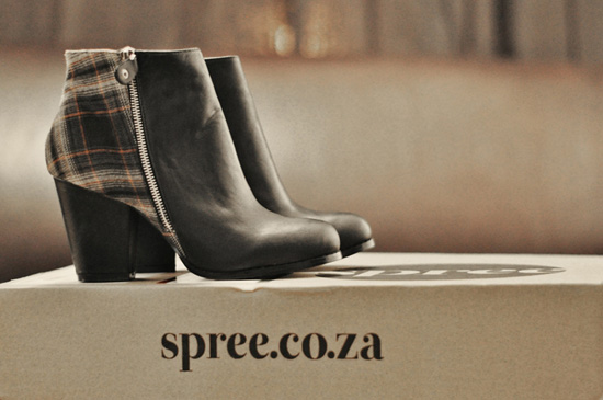 spree boots by Zoom for Autumn