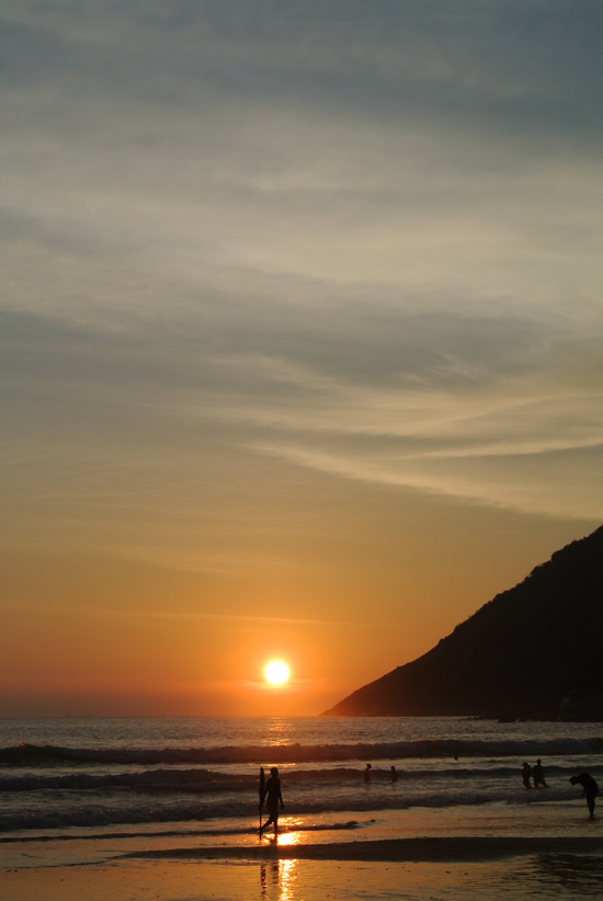 Embracing Thailand - Nai Harn Beach Sunset