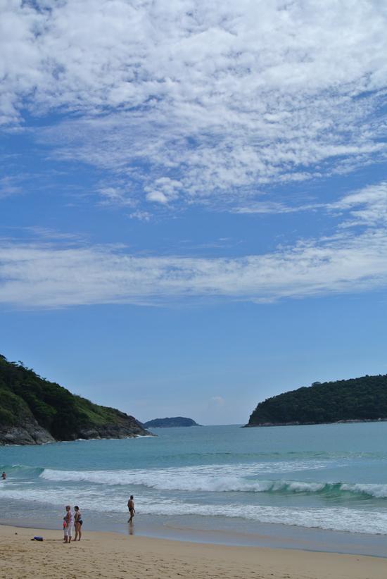 Embracing Thailand - Nai Harn Beach