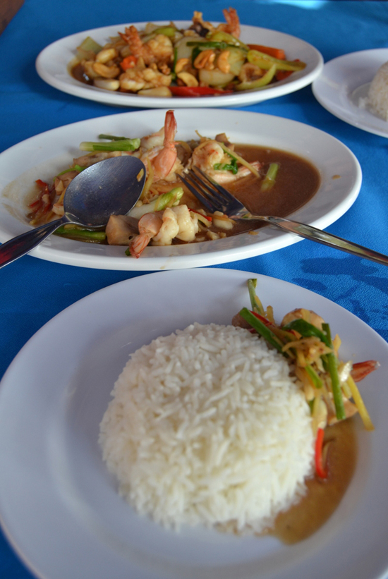 Embracing Thailand - Thai food