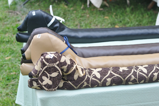 Kirstenbosch Craft Market - doggy door stoppers