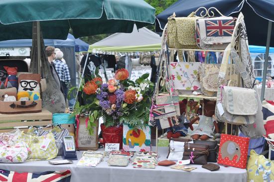 Kirstenbosch Craft Market - handmade bags