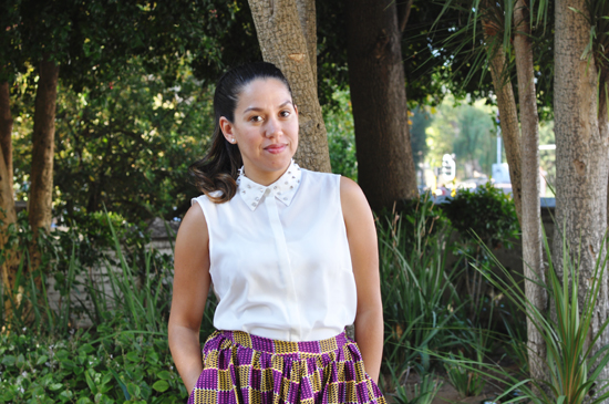 Embracing Style, outfit post, Anisa Mpungwe skirt