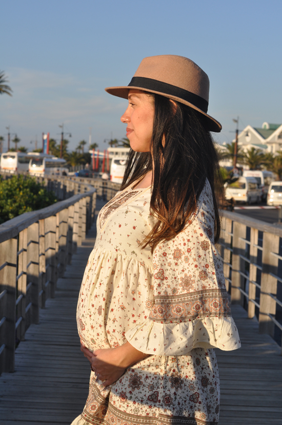 Embracing Style, Outfit Post, Platinum Fashion Mall Dress, Mr Price Hat